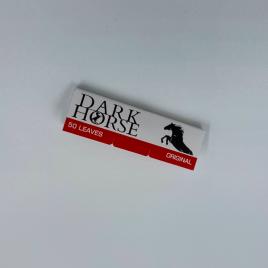 Бумага 50 листов самоклеящаяся Dark Horse